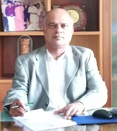 Dr.Chaithanya Kumar M.V.