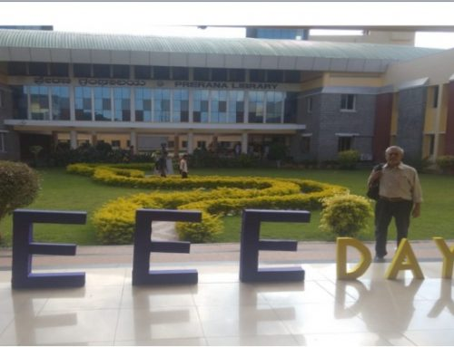Celebration of IEEE Day on 14-11-2019