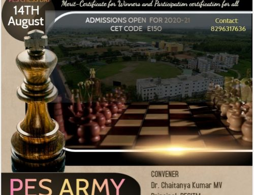 PES Army Online Chess tournament-14th August,2020