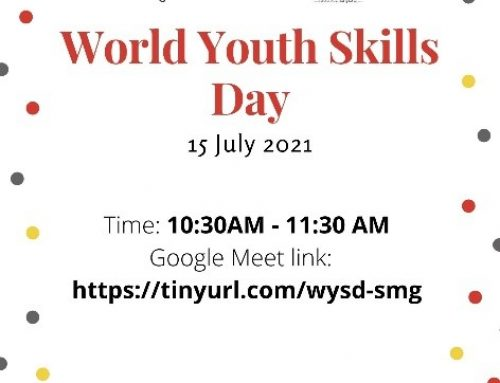 """""""Digital Skills & Other Skills for Youth in a Post-pandemic World"""""""