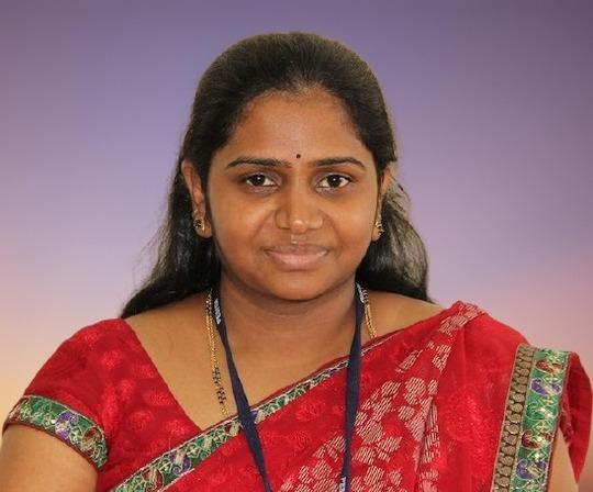 Ashwini S. P.