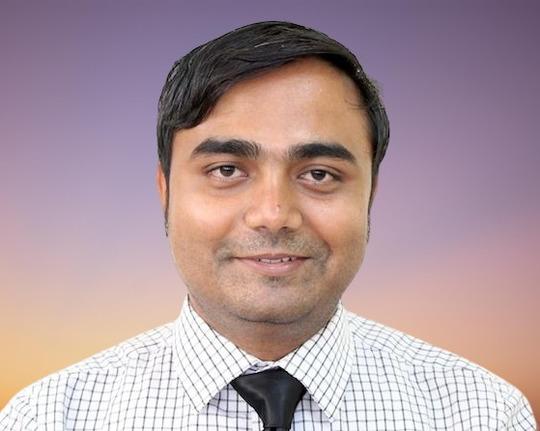 Sunil Kumar H. R.